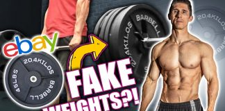 """Jeff Cavalier - ATHLEAN-X """"Fake Weights"""" Exposed!   CREDIBILITY DESTROYED?"""