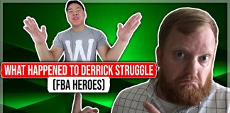 What happened to Derrick Struggle? FBA Heroes