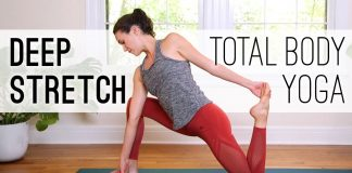 Total Body Yoga - Deep Stretch   Yoga With Adriene