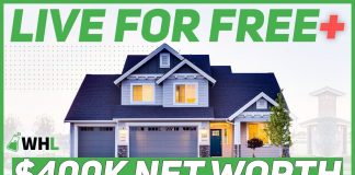 House Hacking -  Live For Free & Build Over $400,000 of Wealth