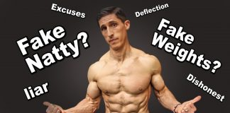 ATHLEAN-X Fake Weights and Fake Natty? Jeff Responds to Backlash