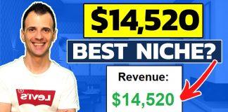 Best Blogging Niche Ideas: $14,520 PER MONTH in 2020