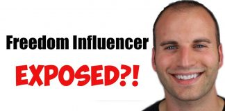 Freedom Influencer Exposed - Is Freedom Influencer A Scammer?