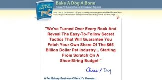Bake-A-Dog-A-Bone | Step-By-Step Start-up Resources Guide!