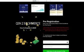 Gen Z E-Commerce