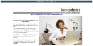 Homejobstop.com Telecommuting Resource for Work at Home Jobs