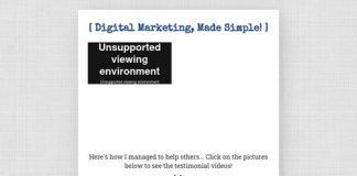 Digital Marketing Has Never Been Easier!