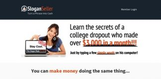 Slogan Seller - Get Paid To Type Simple Words and Phrases  — Slogan Seller