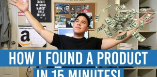 Insane Amazon FBA Product Research Technique! How I Found A Product In 15 Minutes!