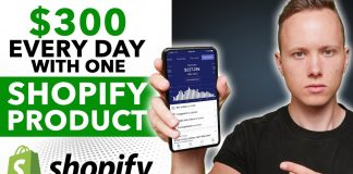 How To Easily Find $300/Day Dropshipping Products | Shopify Product Research Guide