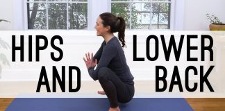 Yoga For Hips & Lower Back Release  |  Yoga With Adriene