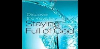 4 Keys To Staying Full Of God    1 of 4    Andrew Wommack  (MP3)