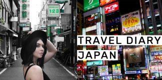 TRAVEL DIARY: JAPAN // Rachel Aust