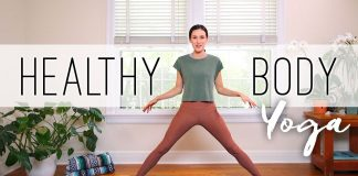 Healthy Body Yoga - Yoga With Adriene