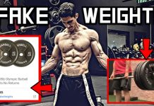 Jeff Cavaliere Accused of Using FAKE Weights