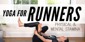 Yoga For Runners - Physical & Mental Stamina     Yoga With Adriene