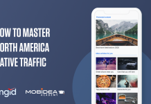 how to master north america native traffic