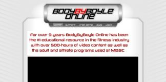 BodyByBoyle Online - Remote access for Athletes, Coaches and Trainers to America's #1 Gym