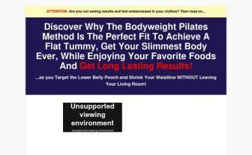 SF-RI - Bodyweight Pilates