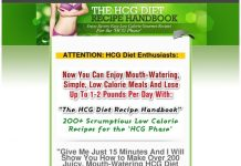 The HCG Diet Recipe Handbook - 200+ Mouth Watering Recipes for the HCG Phase