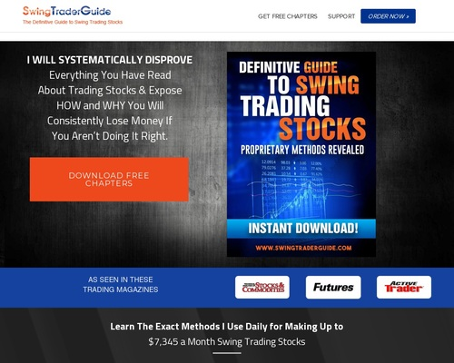 #1 Swing Trading Course | Swing Trading - FREE DOWNLOAD - Swing Trading Course reveals how to find the most profitable stock trades. Learn proven and time tested trading methods.