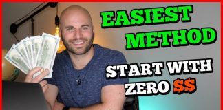 The EASIEST Way To Make Money Online In 2019 As a NEWBIE With ZERO MONEY