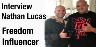Freedom Influencer -Interview Nathan Lucas