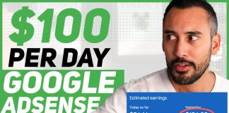 How to Make $100 Per Day Google Adsense (The RPP Method)