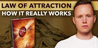 The Law of Attraction: How It REALLY Works And How To Use It