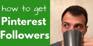 How To Get Pinterest Followers Fast (2019)