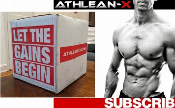 Unboxing every flavor of Athlean X Protein