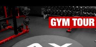 ATHLEAN-X Gym Tour (STEP INSIDE!)