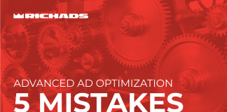 How To Avoid Mistakes During Ad Optimization: Case Report