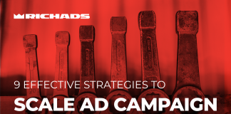 9 Effective Strategies to Scale Ad Campaigns