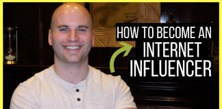 HOW TO BECOME AN INTERNET INFLUENCER