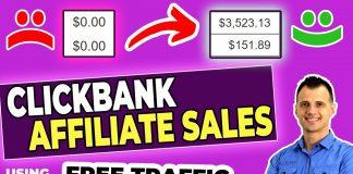 Clickbank Affiliate Marketing: Simple Powerful Tutorial 2019