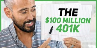 The $100,000,000 401k (how the rich get richer)
