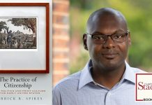 Derrick Spires - The Practice of Citizenship: Black Politics and Print Culture in the Early US