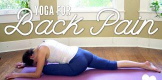 Yoga For Back Pain  |  Yoga Basics  |  Yoga With Adriene