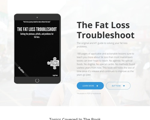 The Fat Loss Troubleshoot - Solving All Deficit Questions