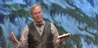 """Andrew Wommack  """"Believing God For Healing"""" (Part 3 Of 4) @ Chicago GTC 2018 , Session 5"""