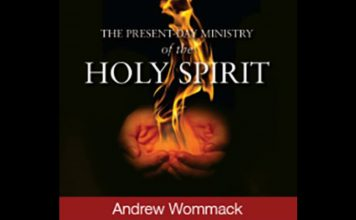 "The Present Day Ministry Of The Holy Spirit ""Why Speak In Tongues?""  2 Of  4 Andrew Wommack  (MP3)"