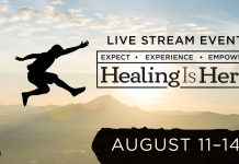 Healing Is Here 2020: Day 3, Morning Session