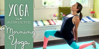 Morning Yoga - Energizing Morning Sequence