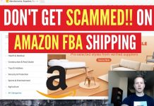 This ONE Trick Will Save You THOUSANDS On Amazon FBA Shipping (DON'T GET SCAMMED)