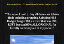 How To Make Money Driving Muscle Cars, Hot Rods, & Classics.