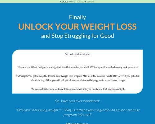 Kaizen Hour: Unlock Your Weight Loss - Kaizen Hour