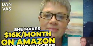 How Susan Went From 0 To $16,000 A Month On Amazon FBA At 60 Years Old