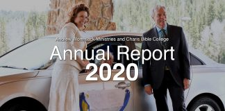 Andrew Wommack's 2020 Annual Report