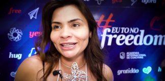 Rebeca Menenez - Influencer Digital l Freedom